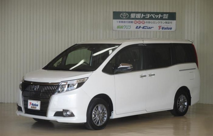 平成28年式 トヨタ エスクァイア GI